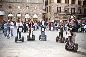 segway guided tour in florence