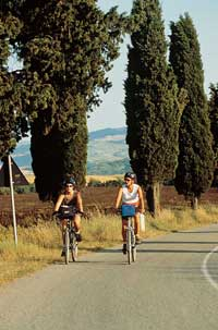 Biking in Tuscany: bike tour around Florence